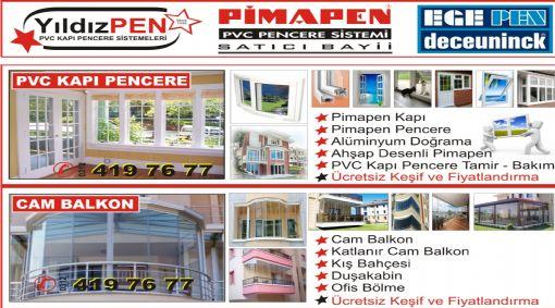 Pvc Pimapen Firmaları Ankara