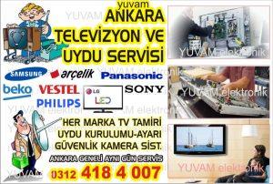 Uydu Tamiri Ankara Batıkent