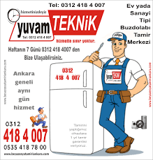 Buzdolabı Tamiri Ankara Dikmen